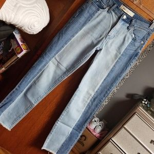 Gap Jean straight legs